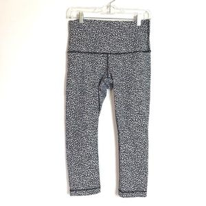 Lululemon wunder pants high waist yoga leggins